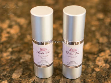 Bella Vita Cosmetics and Toiletries review 111653