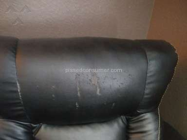 Mathis Furniture - $2400.00 Peeling Movie Chairs under 6 years old