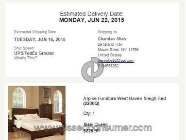 Wayfair Furniture and Decor review 75829