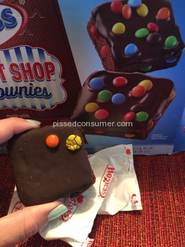Hostess Brands M And Ms Brownie