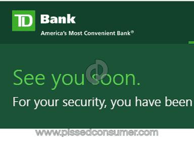 TD Bank Banks review 881494