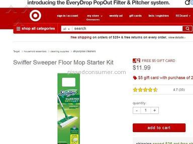 Target Gift Card review 130565