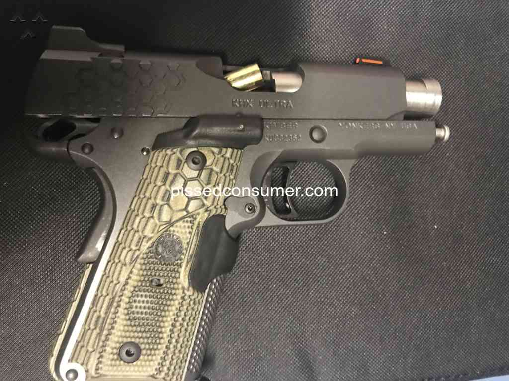 34 Kimber Manufacturing Reviews and Complaints @ Pissed Consumer