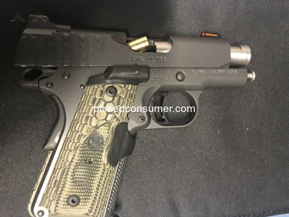 Kimber Manufacturing Gun