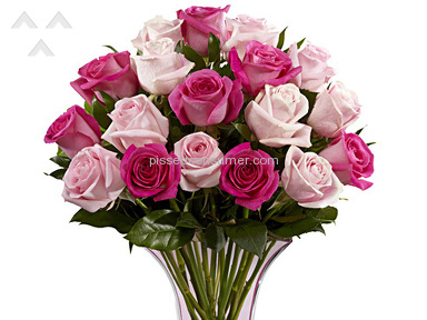 Sendflowers - Pretty In Pink Rose Bouquet Review from Los Angeles, California