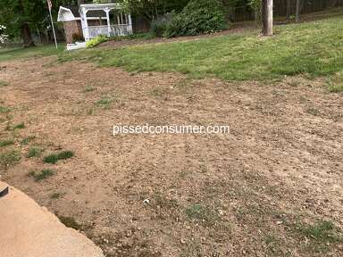 TruGreen Lawn Service review 980699