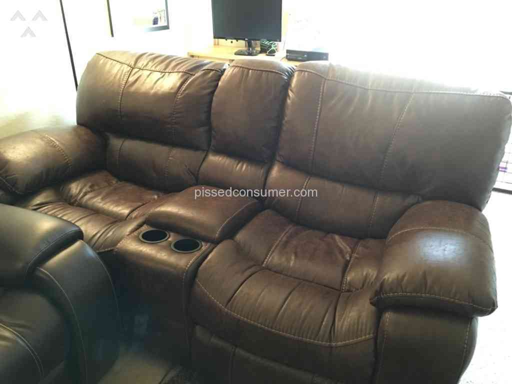 Rooms To Go   Sofa Review From Brandon, Florida