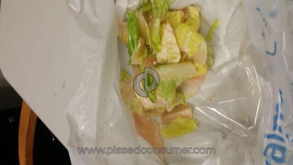 Marketside Chicken Caesar Salad