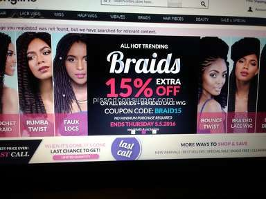 Ebonyline Braids Extra 15% Off Deal review 130953
