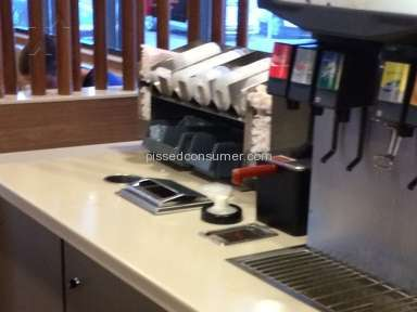 Mcdonalds Sanitary Conditions review 84555