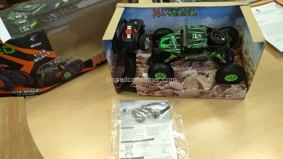 Wltoys Rc Car