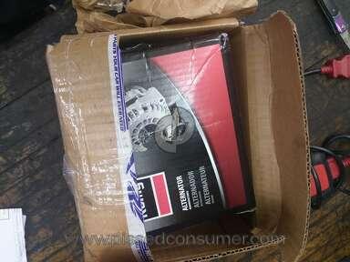 Rockauto - Poor packaging, worse customer service