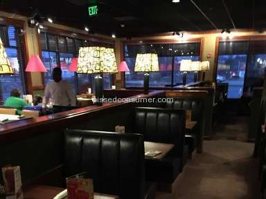 Ruby Tuesday Cafes, Restaurants and Bars review 96093