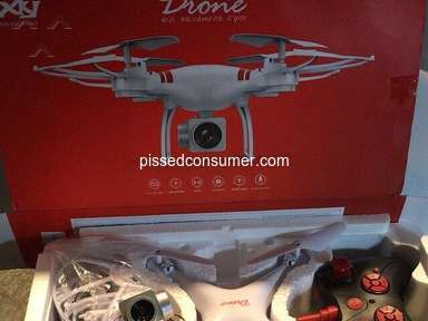 Drone Dotcom - Misleading advertising