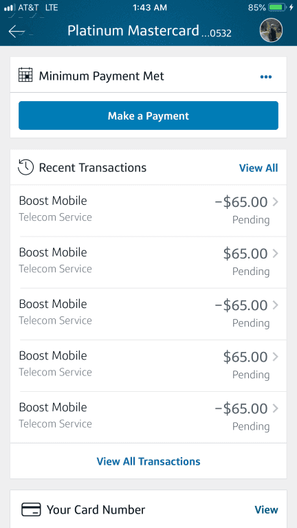 Resolved: Boost Mobile - Im havlng problems paying my