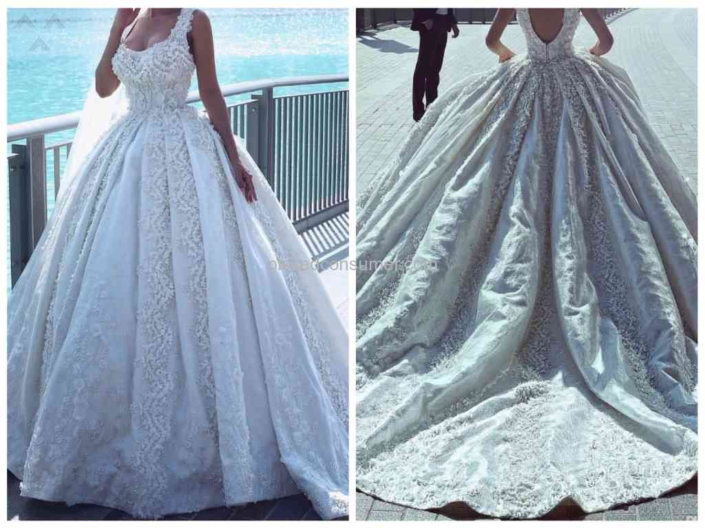 Dhgate Very Bad Quality Wedding Dress Never Again Aug 06 2017