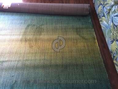 Houzz - Damaged rug