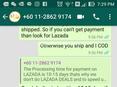 Lazada Malaysia Auctions and Marketplaces review 497556