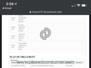 CVS Pharmacy Prescription Refill review 1040199
