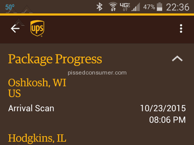 Ups Shipping review 93949