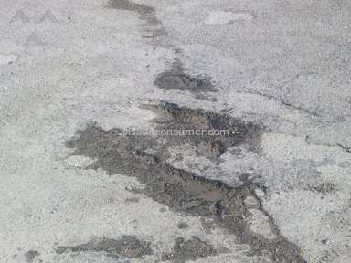 Hot Rock Paving Home Construction and Repair review 95851