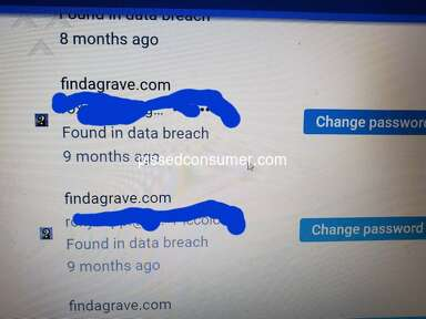Find A Grave Media review 1151207