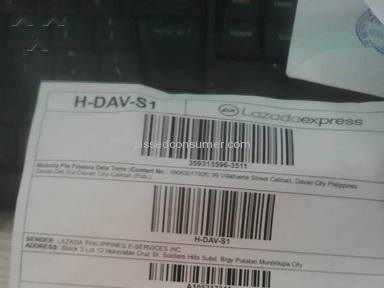 Lazada Philippines Auctions and Marketplaces review 192910