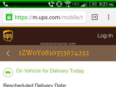 Ups Store - Ups Ground Review from Mountain View, California