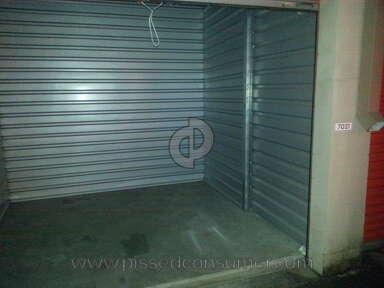 Public Storage Storage Unit review 52381