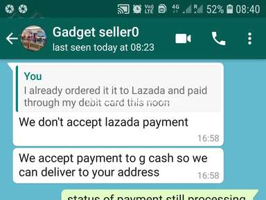 Lazada Philippines Profile review 601917