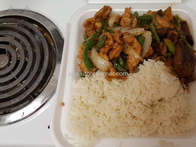 Panda Express Steak review 162490