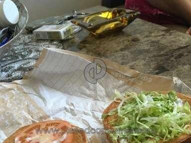 Arbys Sandwich review 96161