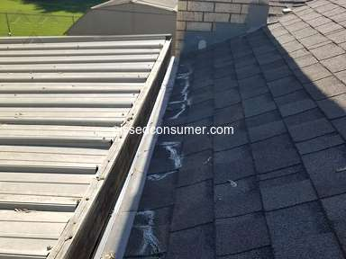 LeafFilter North Gutters and Carpentry review 649713