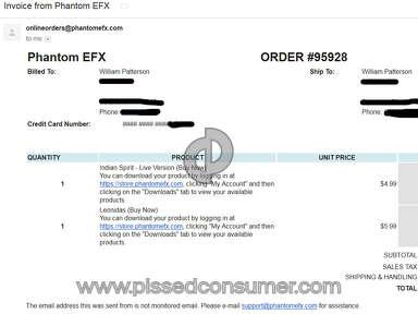 Phantomefx Video Game review 258414