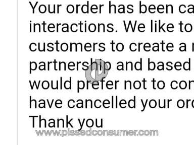Grab A Gun - Cancelled my order