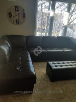Slumberland Furniture Sofa