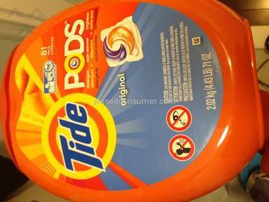 Tide Pods Review from West Orange, New Jersey