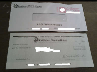 Publishers Clearing House Sweepstakes review 277436