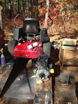 Craftsman Zt 7000 Lawn Mower