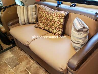 Thor Motor Coach - Thor Chateau 31W Couch & Dinette Material