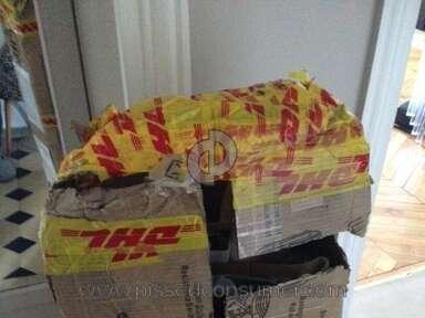 HopShopGo - 15 days late on $300 express shipping. Parcel severely damaged.