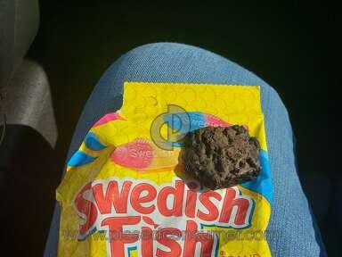 Big brown chunk in my swedish fish