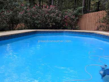 Eiland Pools - Bad Pool Install By Joey Eiland Columbus Ga.