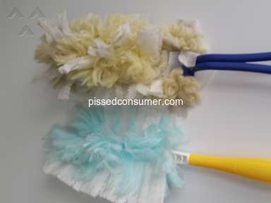 Procter And Gamble - The new duster refills
