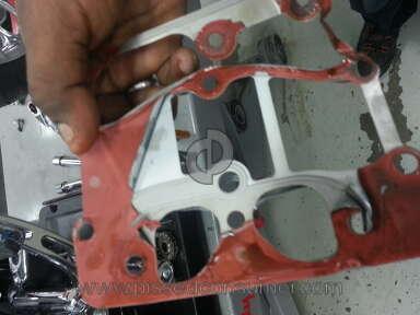 Harley Davidson Warranty review 37541