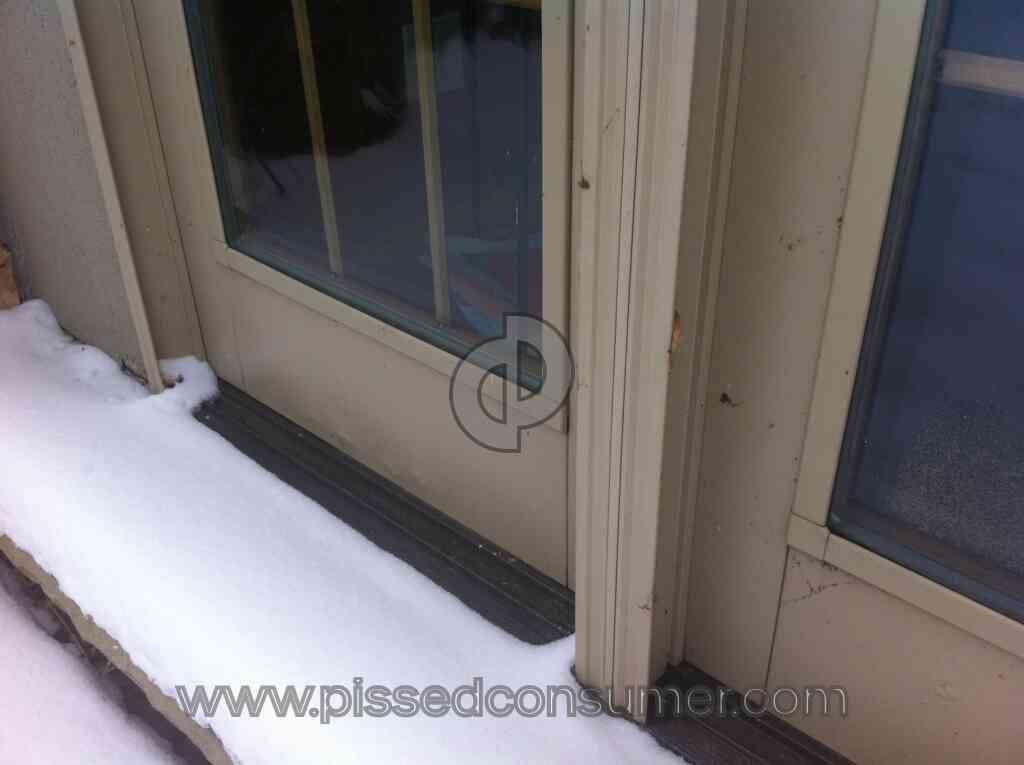 Pella   Rotted Doors