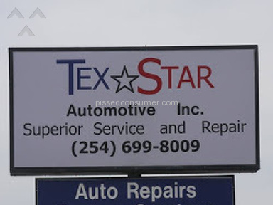 Tex Star Automotive Service Centers and Repairs review 23645