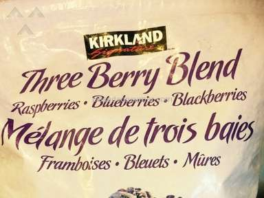 Costco - Kirkland Frozen Mixed Berry Blend Review from Toronto, Ontario