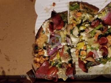 DoorDash Pizza review 334980