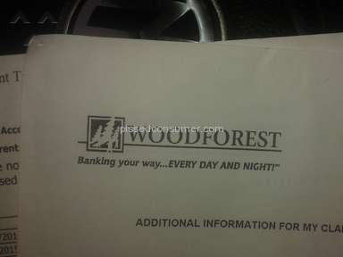 Woodforest National Bank - Checking Account Review from Philadelphia, Pennsylvania